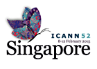 "ironDNS<sup class=""registered"">®</sup> at 52nd ICANN conference in Singapore"