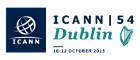 "ironDNS<sup class=""registered"">®</sup>                   at 54th ICANN conference in Dublin, Ireland"