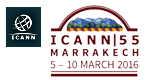 "ironDNS<sup class=""registered"">®</sup>                   at 55th ICANN conference in Marrakech"